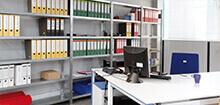 Büroregale