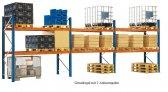 Palettenregal-Set 273x850x110 cm Fachlast 2.120 kg Feldlast 4.000 kg