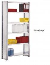 Standard-Grundregal 250x128x60 cm Fachlast 150 kg Feldlast 2.000 kg