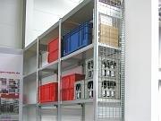 Gitterseitenwand 200x80 cm