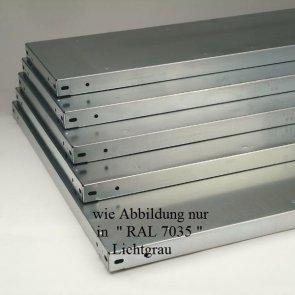 Stahlboden Lichtgrau