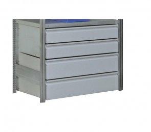 Schubladenblock-2 100x50x70 cm Tragkraft 60 kg