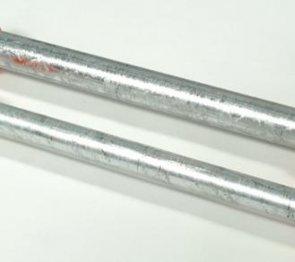 """Trommelwelle  2,0"""" (61 mm Ø)   128 cm"""