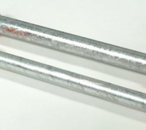 """Trommelwelle 1,5"""" (49 mm Ø)  128 cm"""