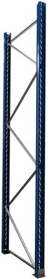 Stützrahmen Palettenregal 8400 x 1100 mm