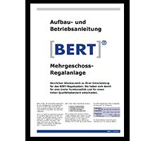 Montageanleitung BERT Mehrgeschoss: 1,4 MB
