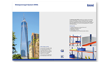 Katalog Weitspannregal EMMA: 5 MB